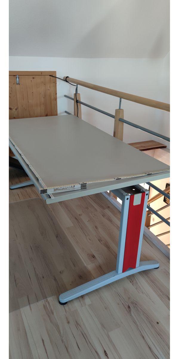 Schreibtisch von SCHÄRF 160x80x72cm neuwertig