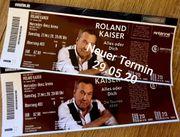 2 x Roland Kaiser für die