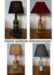 Tischlampe - Barlampe - Whiskylampe - Geschenkidee