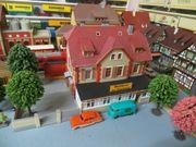 Modellgebäude HO von Faller KIBRI