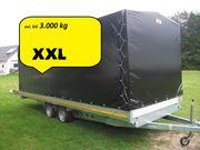 XXL PKW Anhänger 6 x