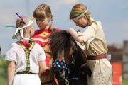 Reitunterricht für Kinder - Ponyhof Borstel