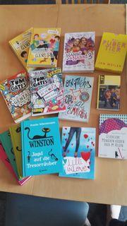 Bücher für Mädchen 14 Stück