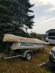 Motorboot Quicksilver