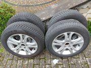 4x WinterReifen ALU-Felgen Mazda 6
