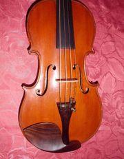 Französische Geige Geige Geige Mitte
