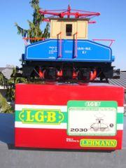 LGB E-Lok 2030 - G-Spur - Rarität -