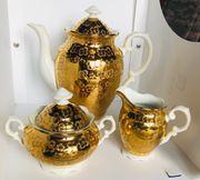 PCM dec Dresden Porzellan Kaffeekanne
