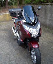 Honda NC 700 Integra Sportscheibe