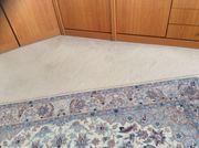 Teppichboden Velour Feinvelour beige