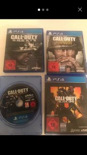 PS4 Spiele Playstation 4 CALL
