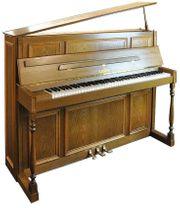Klavier Schimmel 112 Eiche satiniert