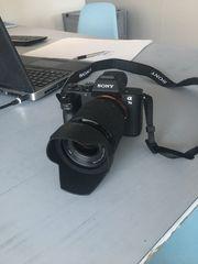 Systemkamera Sony Alpha 7 II