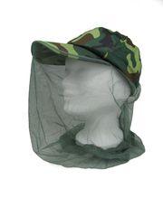 Behr Schirmmütze Cap Mückennetz Camouflage