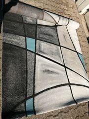 Teppich Blau 1 60X 2