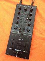 RELOOP Mixtour DJ Mixer Soundkarte