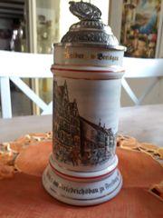 Bierkrug Ganter Brauerei