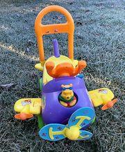 Winnie Pooh Kleinkindauto Rutscher Bobbycar