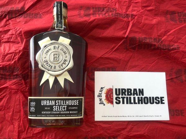 Jim Beam Urban Stillhouse Select