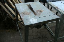 Geräte, Maschinen - Tischkreissäge Sägetisch Wolfcraft