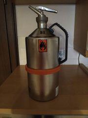 Salzkottener Sicherheitsgefäß 5 Liter Sicherheitssieb