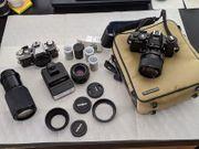 MINOLTA XD7 Fotoapparate und Zubehör