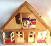 Holz Puppenhaus Möbel Puppen 62cm