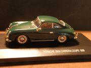Porsche 356 A Modellauto 1