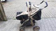 Hartan Racer Kinderwagen - mit Babyliege