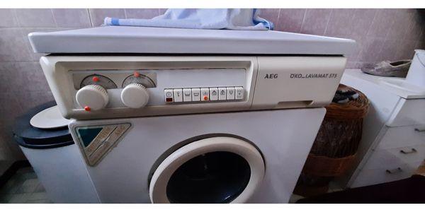 Waschmaschine AEG ÖKO Lavamat 57
