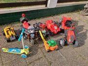 Verschiedene Kinderfahrzeuge Preis verschiedenen