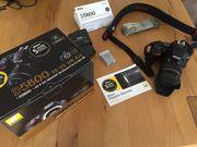 Verkaufe eine neuwertige Nikon D