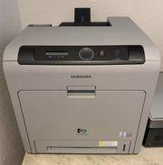 Farblaser Samsung clp 620 nd
