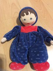 Käthe Kruse Schmusetuch Baby Puppe