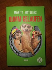 Buch Roman Moritz Matthies Dumm