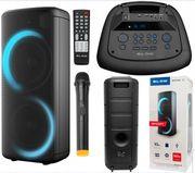 BLOW Bluetooth Karaoke-Lautsprecher Mikrofon und