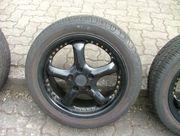 Sommer-Reifen mit Alu-Felgen
