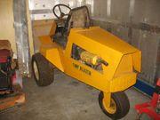 Selten Traktor USA 3-Rad TURF