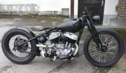 WERKSTATT GARAGE für alte Motorräder