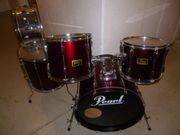 Pearl Schlagzeug mit Ludwig Snare