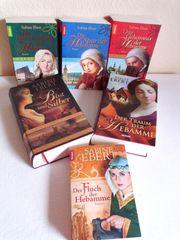 6 Romane Sabine Ebert