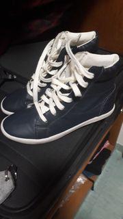 Schuhe blau gr 37