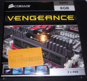 Corsair CMZ8GX3M2A1866C9 VENGEANCE Kit