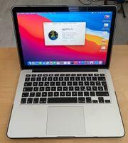 MacBook Pro Retina 13 mit