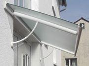 Vordach für Haustüre
