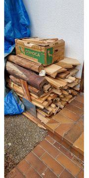 Brennholz Bastelholz