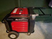 Honda EU6500is Tragbarer Generator-Wechselrichter