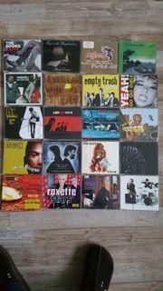 20 Maxi CDs Connells Mattafix