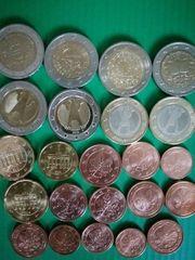 Deutsche Euromünzen