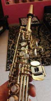sopranino saxophone Selmer super action